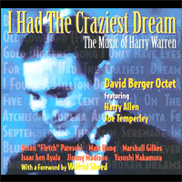 HarryWarren_IHadTheCraziestDream