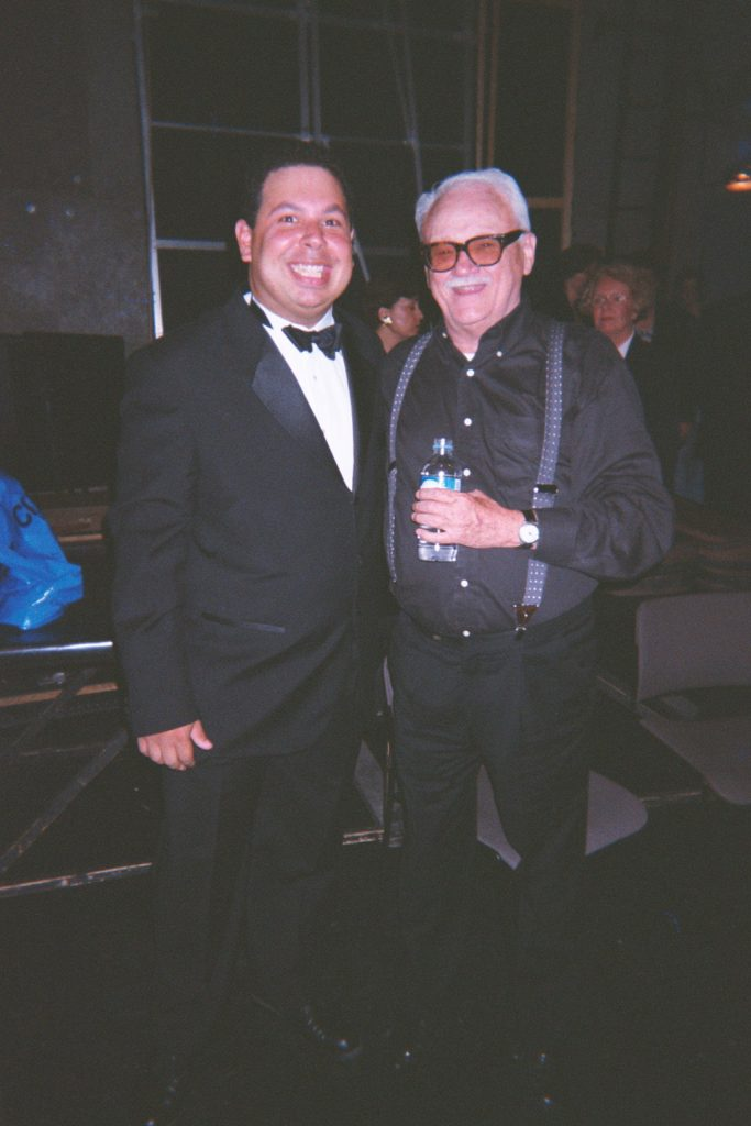 Isaac ben Ayala with Toots Thielsmann - 2000