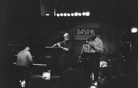 Isaac ben Ayala with James Spaulding Quintet - Sweet Basil, NY