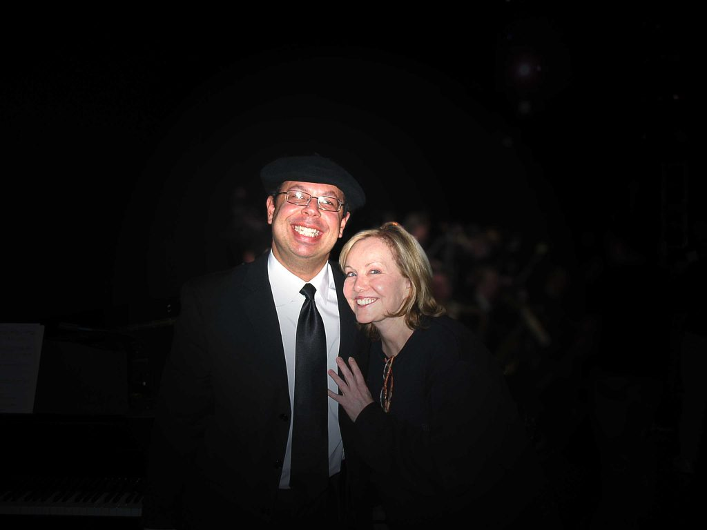 IbA w Choreographer Susan Stroman at NYC Debut (2011)